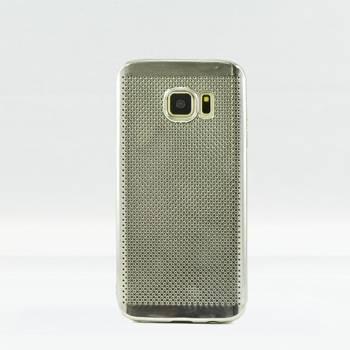Etui do Samsung Galaxy S7 / S7-W151 SREBRNY