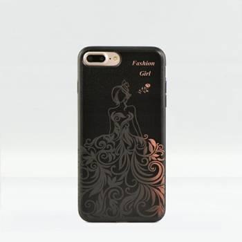 Etui do iPhone 7 Plus / iPhone 8 Plus / IP8PLUS/IP7PLUS-W165 FASHION GIRL